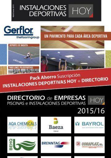 Pack Instalaciones Deportivas HOY  + Directorio